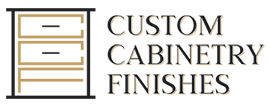 Custom Cabinetry Finishes by SJM Designs